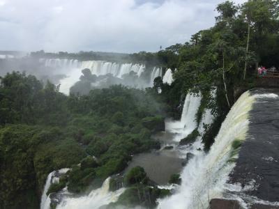 大きな時空に包まれて~南米12日間 8.イグアスの滝(アルゼンチン側)