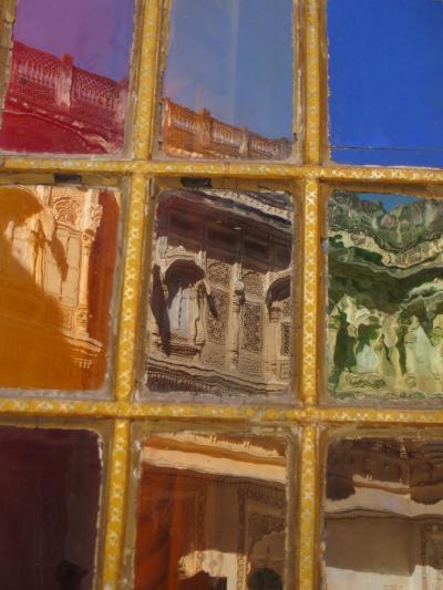 ラージャスターンと北インドの旅 (5)         ジョードプル① メヘラーンガル砦を観る。