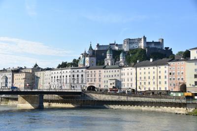 オーストリア一人旅(2日目:サウンドオブミュージックロケ地・ハルシュタットツアー)