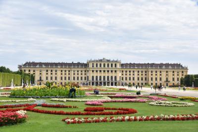 オーストリア一人旅(4日目:ウィーン観光!シェーンブルン宮殿他)