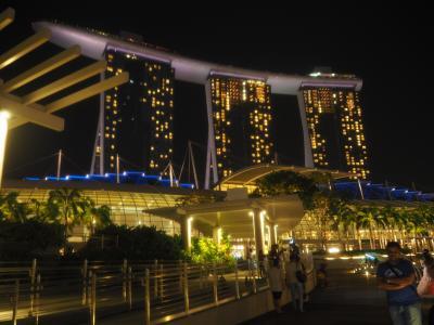 シンガポールの旅