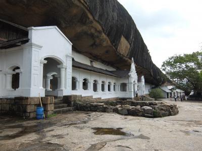'13 姉妹でスリランカ旅‐5~ダンブッラ石窟寺院、スパイスガーデン~