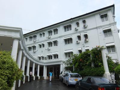 '13 姉妹でスリランカ旅~Hotel Suisse ホテル スイス~