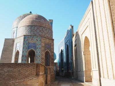 初めての中央アジア ウズベキスタン・サマルカンド2