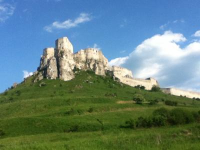 2016 中欧7カ国 父子2人旅 ~レボチャ、スピシュ城~