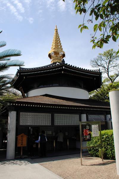伯母の七回忌法要で一心寺と河内長野のお墓へ。