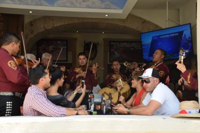 巡るMexico Aguascalientes San Marcos祭2017(写真撮影)