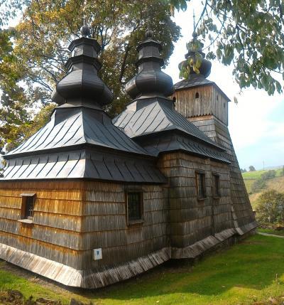 ポーランド タルヌフ、ノヴィソンチ木造教会を巡って