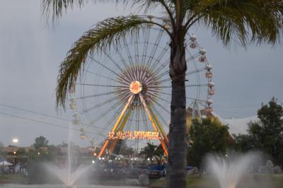 巡るMexico Aguascalientes San Marcos祭2017(Isla San Marcos)