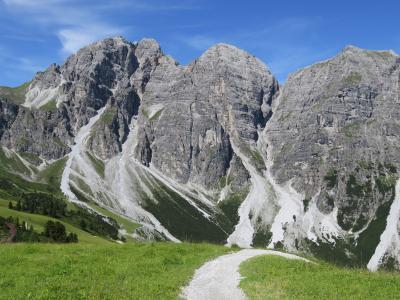オーストリア チロル州 シュトゥバイタールの旅 絶景のシュリック2000でハイキング  2017年【8】