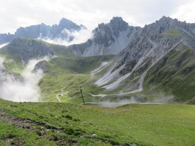 オーストリア チロル州 シュトゥバイタールの旅 アクサマーリツムでハイキング  2017年8月【11】