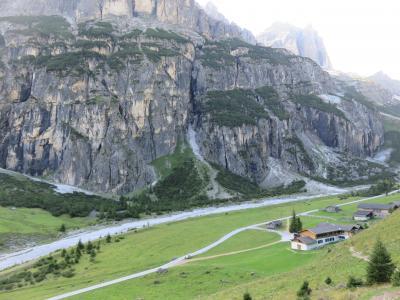 オーストリア チロル州 シュトゥバイタールの旅 エルファーでハイキング その1Elfer~Pinnsalm~Karalmまで 2017年8月【9】