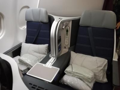 JAL&マレーシア航空のビジネスクラスで行くシドニーの旅 ①JAL・MH搭乗とKULゴールデンラウンジ・キャセイパシフィックラウンジ 【往路編】 NRT/KUL/SYD 2017年4月