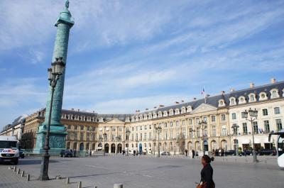 2017年春の帰国旅行寄り道その③-ショパンの足跡を探しに長い道を3日間かけてパリへ