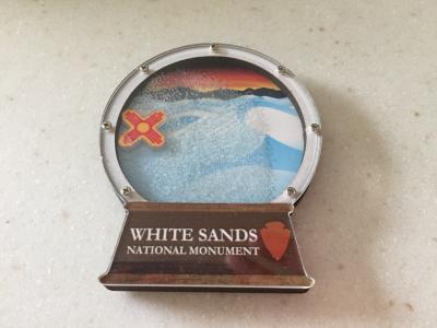 ホワイトサンズのお土産