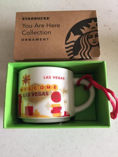 ラスベガスのお土産② スタバのマグカップ
