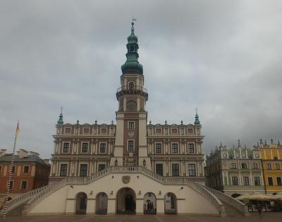 ポーランド ジェシェフ・ザモシチ・ルブリン・カジミエシュドルヌイの旅