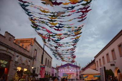 巡るMexico Aguascalientes San Marcos祭2017(CentroからSanMarcosへ)