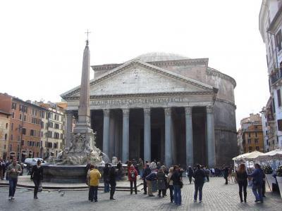 南イタリア7日間の旅(7) ローマ