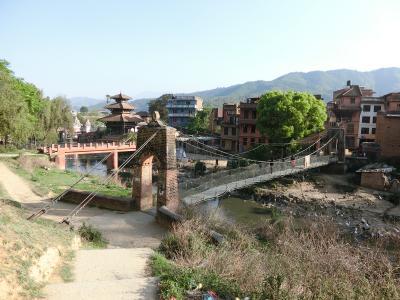ネパール二人旅3 満室、満室、…ああ宿無し(パナウティ)