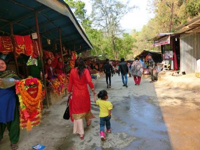 ネパール二人旅6 ダクシンカリ