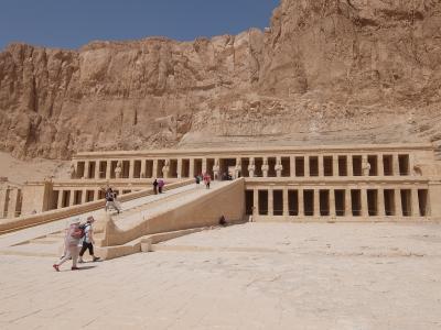 """エジプト2017・・・(6)ルクソール 古代エジプトの都「テーベ」 """"あの世""""であり""""墓地""""でもあったナイル川西岸"""