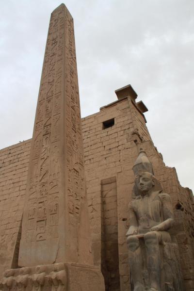2017 エジプト(1)  ルクソール東岸