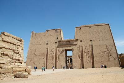 2017 エジプト(3)  ホルスト神殿