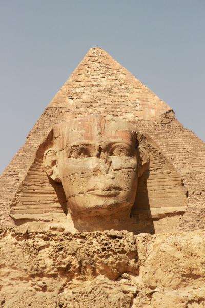 2017 エジプト(8)  3大ピラミッド