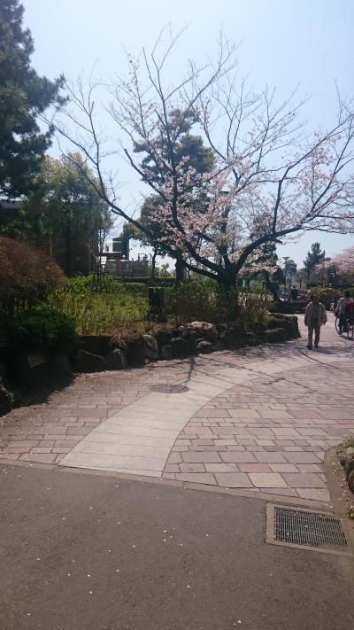 公園巡りー大田区内特色ある公園