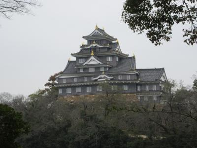 男だらけの岡山旅行♪(2017年4月)