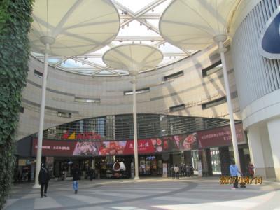 上海の金虹橋商場・婁山関路