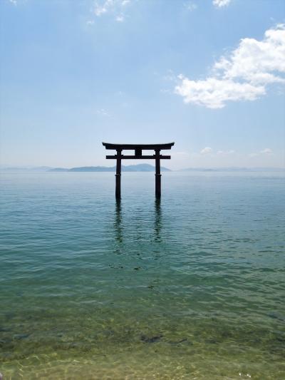2017年 GW前 滋賀県湖西の見どころを周ってきました。