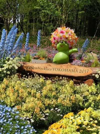 全国都市緑化よこはまフェア~里山ガーデン~花畑