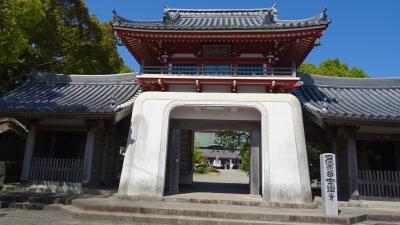 徳島・阿南・鳴門・淡路・加古川2泊3日のドライブ(11) 第6番札所 安楽寺の参拝。