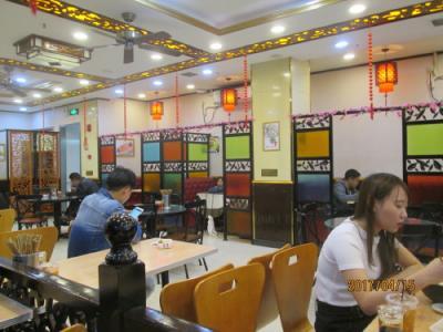 上海の四川中路・蒋栄興・安くて美味い