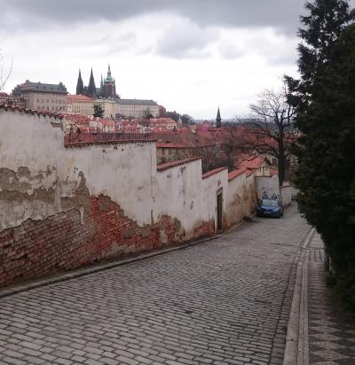 ヨーロッパ4カ国周遊6日目(2月18日)プラハ