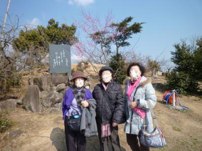 綾部村梅林と坂越の牡蠣を食べるツアー
