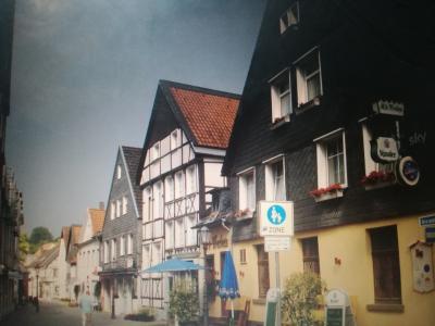フランクフルト近郊とエッセン-ヴェアデンのメンデルスゾーンゆかりの地