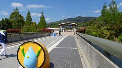 徳島・阿南・鳴門・淡路・加古川2泊3日のドライブ(13) あすたむらんど徳島 その1 入園から昼食まで。