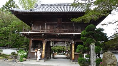徳島・阿南・鳴門・淡路・加古川2泊3日のドライブ(19) 霊山寺の参拝。