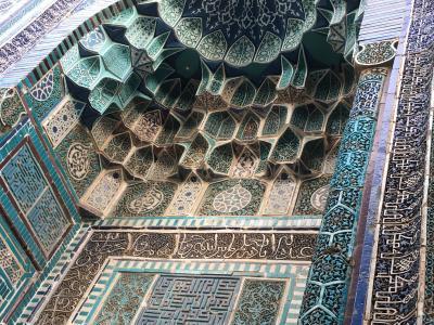 ウズベキスタンとトルクメニスタンに行ってきました!(7日目:ブハラ→サマルカンド)