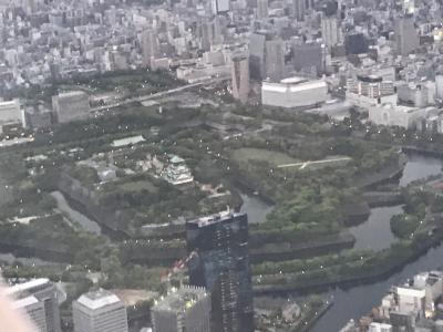 まずは大阪。