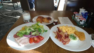 ANAハローツアーで行く!3度目のシドニー旅行 Part8 カフェミックスでの朝食編