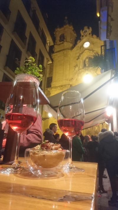 初めてのスペイン旅 - サンセバスチャンで飲み歩き
