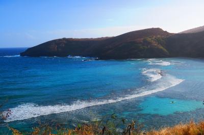 UA特典でファーストクラスを利用し、SPGのポイントでモアナサーフライダー&ロイヤルハワイアンに泊まる娘夫婦のHoneymoon In Hawaii、Day4 デジカメ編♪