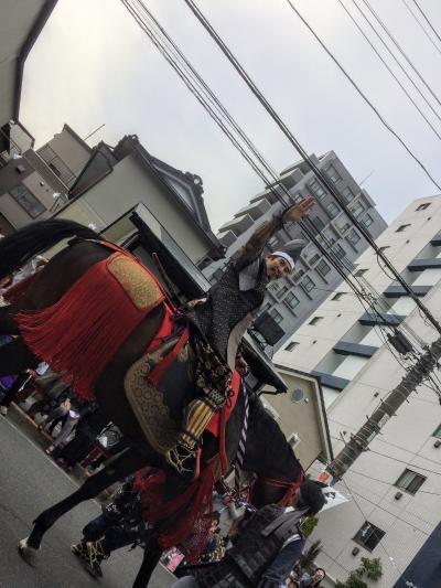 小田原北条五代祭り2017