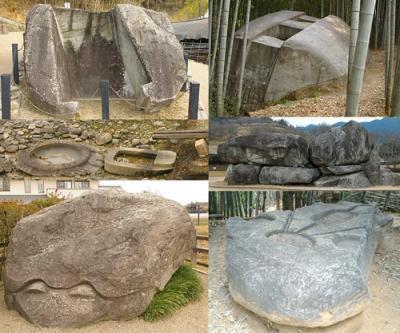奈良と飛鳥・2 ~石と古墳を巡る