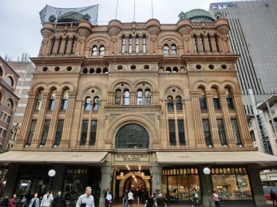 ANAハローツアーで行く!3度目のシドニー旅行 Part10 シドニータワーとシティ探訪編