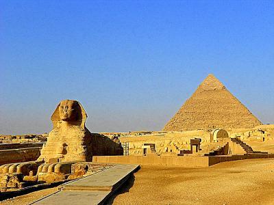 ムバラク政権崩壊時の エジプト観光1